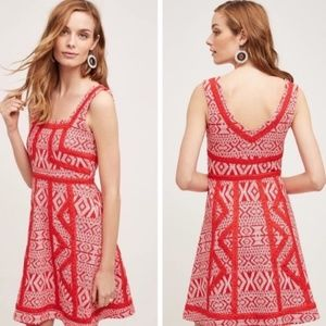 Anthropologie Maeve Emma Dress